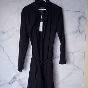 NWT - Ichi Tuxa Longline Jacket